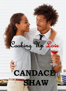 Cooking Up Love Bookcover