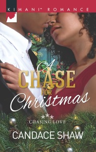 A Chase for Christmas Final front cover