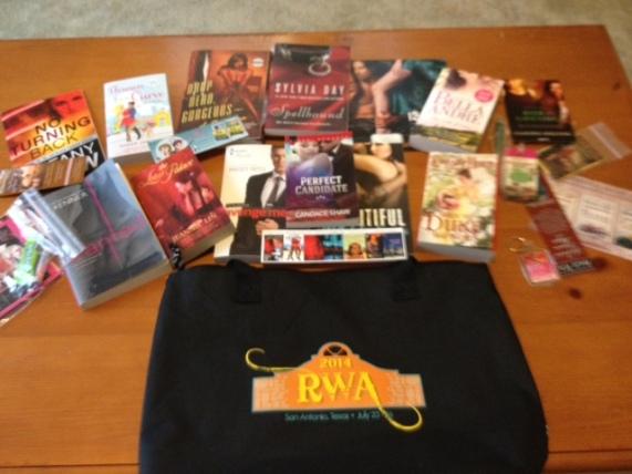 giveaway rwa