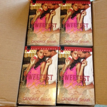 The Sweestest Kiss paperbacks