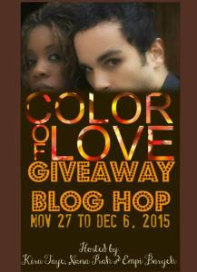 color of love blog hop