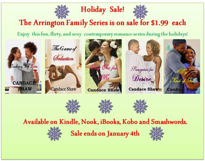 Arrington family 1.99 sale