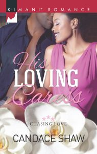 His Loving Caress final cover